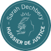 Photo de profil de Sarah Dechbery, Huissier de justice à Podensac sur izilaw